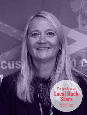 Rebecca Laursen Johannsen speaker